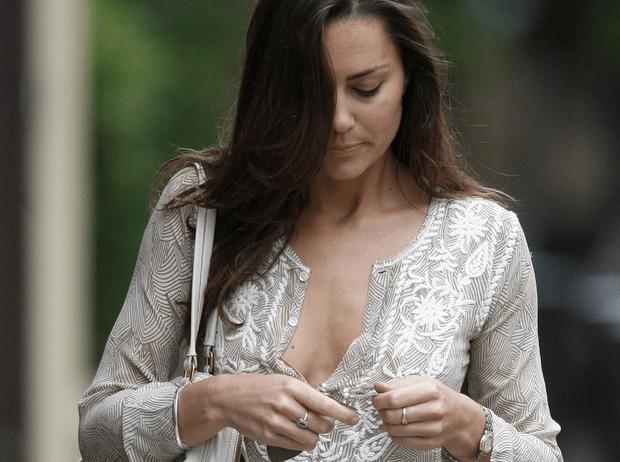 Фото №3 - Какое украшение герцогиня Кейт перестала носить после помолвки