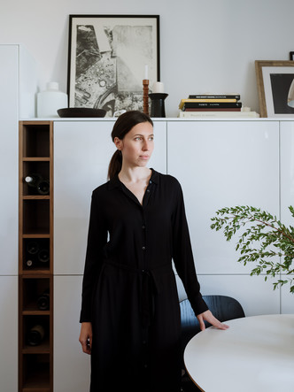 Фото №2 - Уютная квартира 35,7 м² в скандинавском стиле