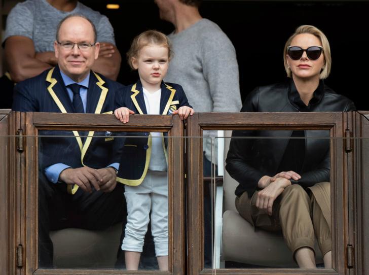 Фото №2 - Князь Монако против увлечения принца Жака гонками