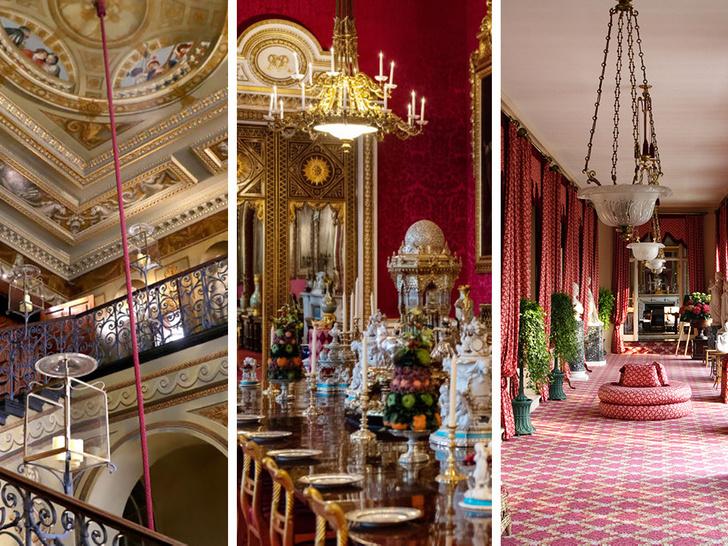 Фото №1 - Британия в возмущении: самые дорогие ремонты, которые Виндзоры делали в своих резиденциях
