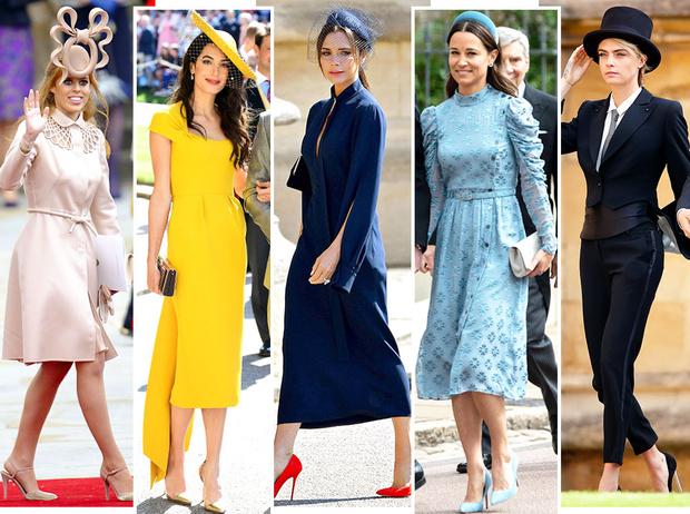 Фото №1 - Новые правила: как изменился стиль гостей на королевских свадьбах за последние 10 лет