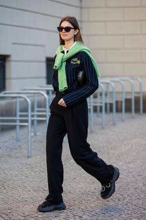 Фото №10 - Модная форма: как носить стиль преппи, если вы уже не школьница