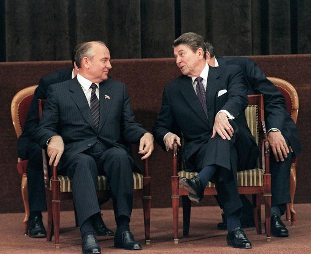 Фото №2 - Любимые советские анекдоты Рональда Рейгана (в том числе рассказанные им самим)
