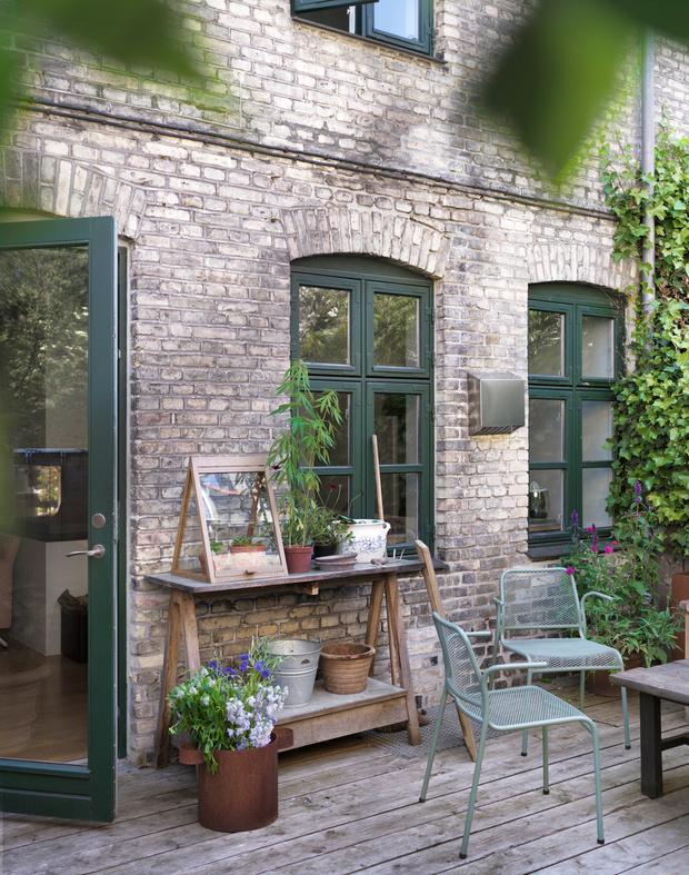 Фото №4 - Квартира дизайнера Мии Лагерман в Копенгагене