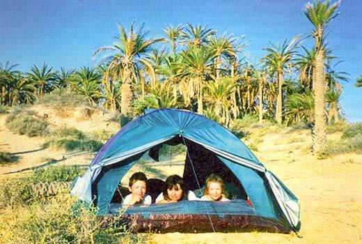 Фото №4 - Семейный портрет на фоне пустыни