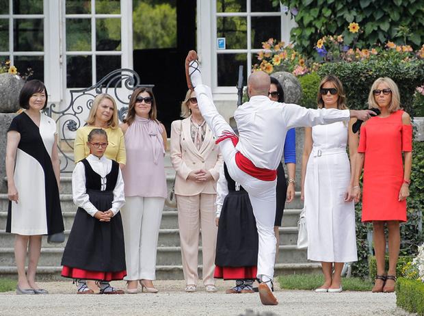 Фото №5 - G7 в Биаррице: как выглядят жены лидеров «Большой семерки»