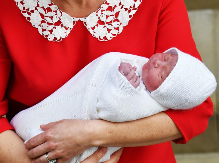 Фото №2 - Главная интрига Дня рождения принца Луи