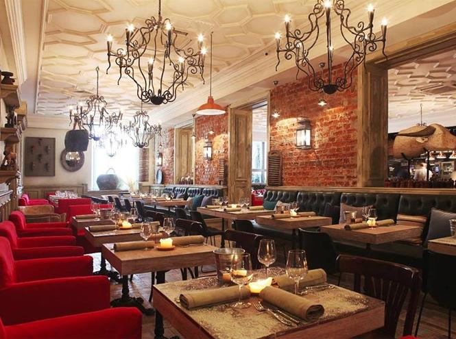 Фото №4 - Новый год в ресторане: 5 сценариев, которые заставят поверить в чудо