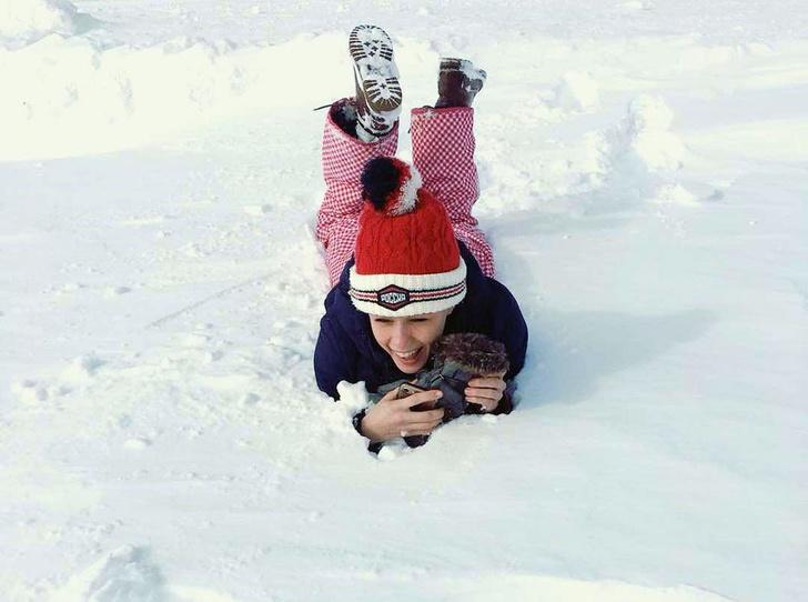 Фото №5 - Катерина Шпица: «Для меня французские Альпы – это горнолыжная романтика»