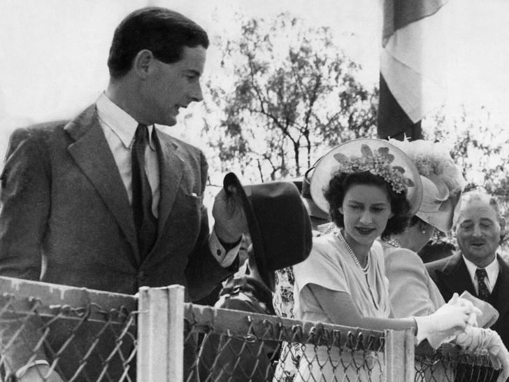Фото №2 - Почему принцесса Маргарет не стала жертвовать королевским статусом ради любви