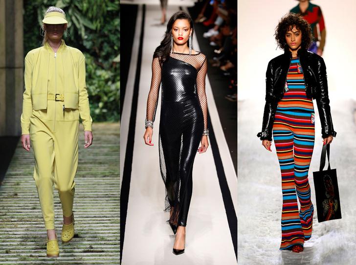 Фото №1 - Единое целое: как носить модные комбинезоны
