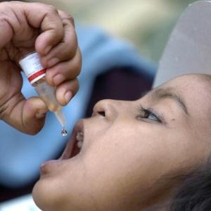 Фото №1 - В Красноярске признана негодной вакцина от полиомелита