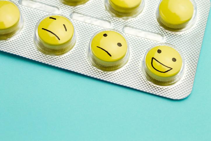 Фото №1 - Антидепрессанты мешают реагировать на эмоции окружающих