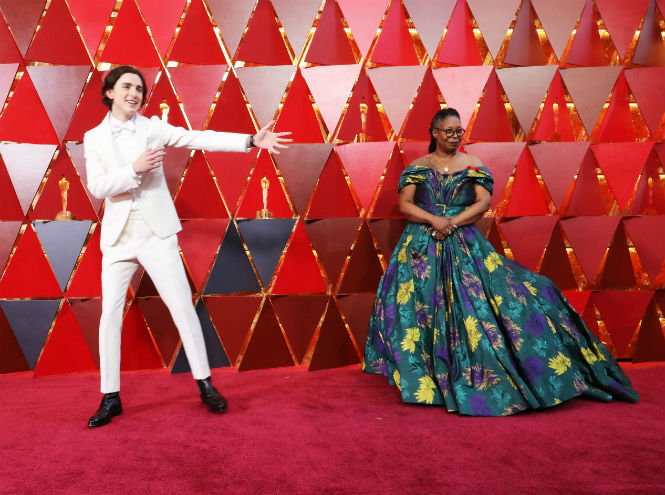 Фото №4 - Сколько стоил «Оскар-2018» (и кто выиграл, а кто проиграл)