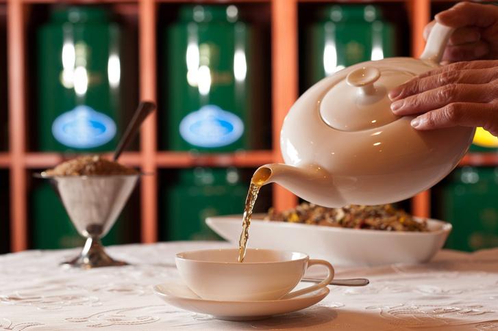 Фото №1 - Названы последствия регулярных чаепитий
