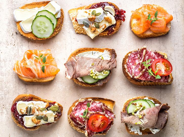 Фото №1 - 5 брускетт, после которых вы не вернетесь к бутербродам