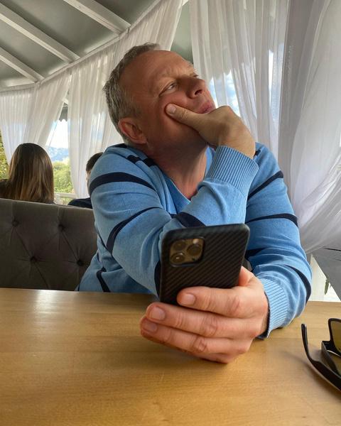 Развод Сергея Жигунова: бывшая супруга и новая избранница