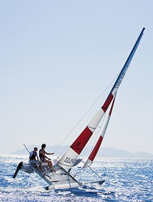 Фото №2 - Велнесс-неделя на Эгейском море