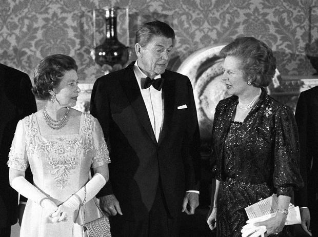 Фото №3 - Холодная война: другая правда об отношениях Королевы и Маргарет Тэтчер