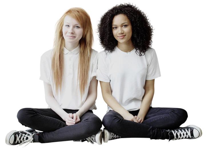 Фото №1 - Бывают ли близнецы с разным цветом кожи?