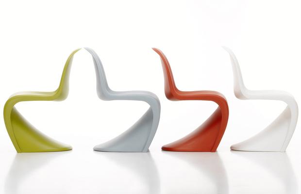 Фото №1 - Тест на знание культовых объектов дизайна: Panton Chair