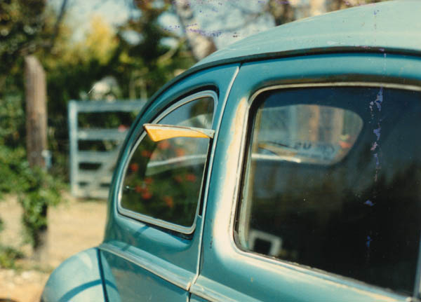 Фото №4 - Почему на старых автомобилях привычные вещи на непривычных местах