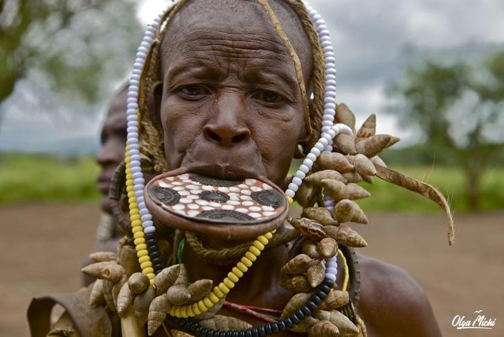 Фото №2 - Африка: нетрадиционные традиции
