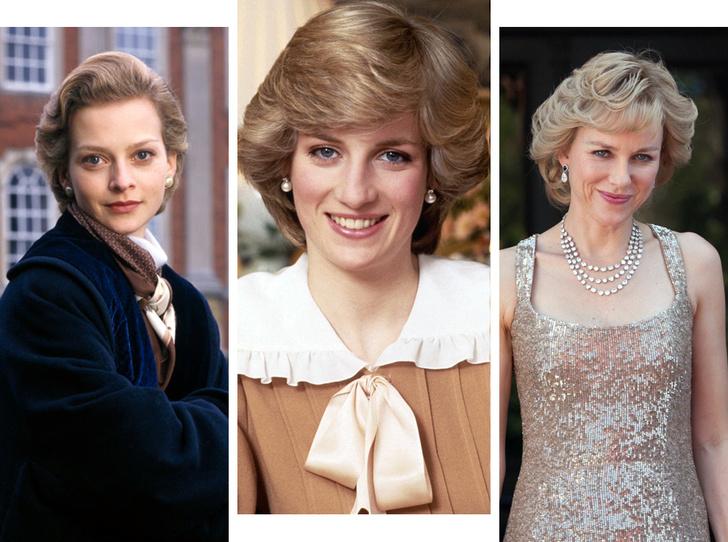 Фото №1 - Стать Дианой: 9 актрис, которые сыграли принцессу Уэльскую в кино
