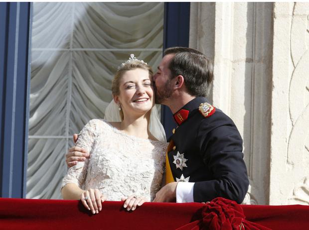Фото №2 - Герцог и герцогиня Люксембургские впервые стали родителями