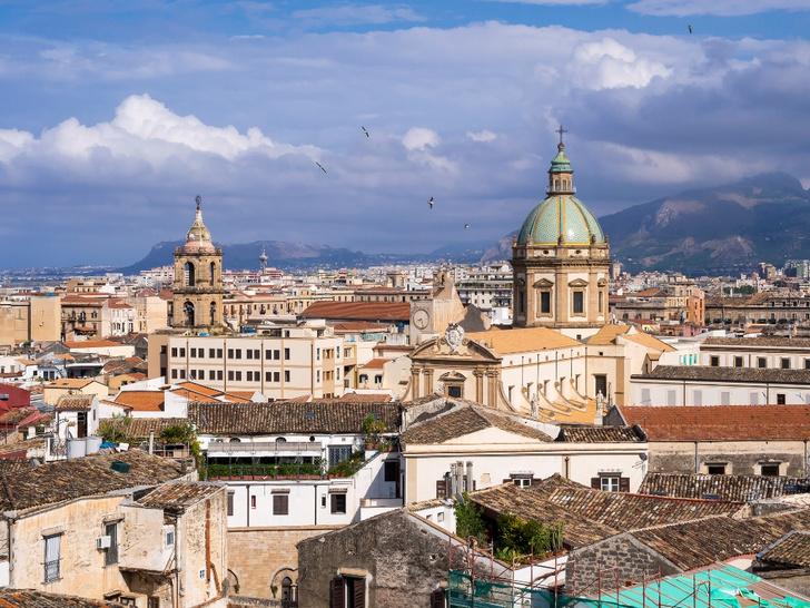 Фото №5 - Шкатулка с сокровищами: Сицилия в 10 фактах и фотооткрытках