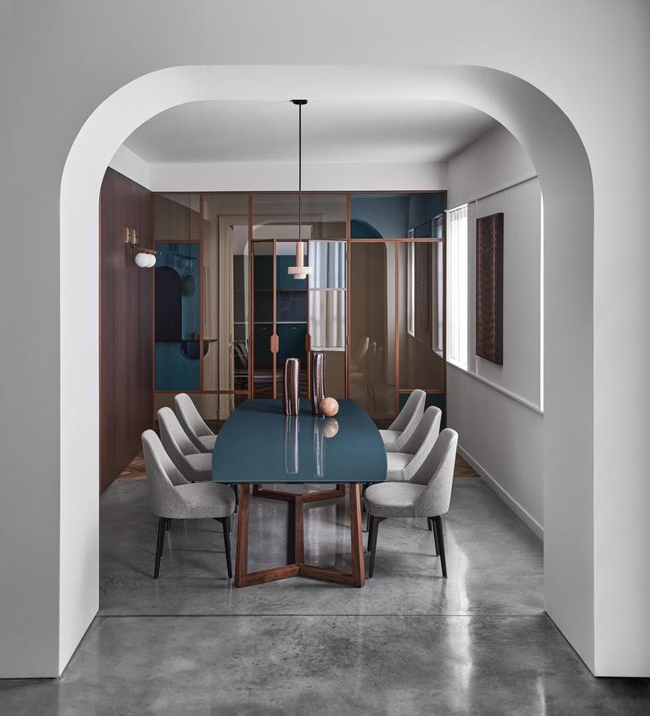 Фото №4 - Уютная квартира на месте бывшей типографии в Турине