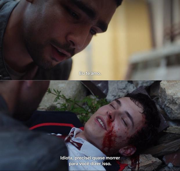 Фото №1 - «Элита»: 7 раз, когда Омар и Андер покорили наши сердечки 😍