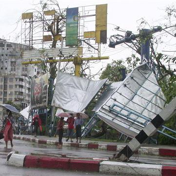 Фото №1 - В Мьянме гуманитарная катастрофа