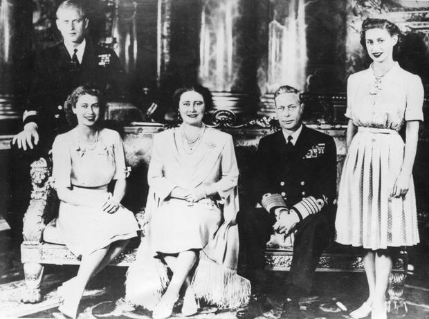 Фото №3 - Любовь в подарок: как случайность положила начало отношениям Елизаветы и принца Филиппа