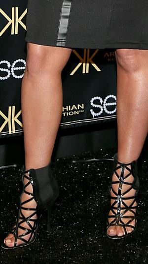 Фото №13 - Боль и слава: самая неудобная обувь звезд