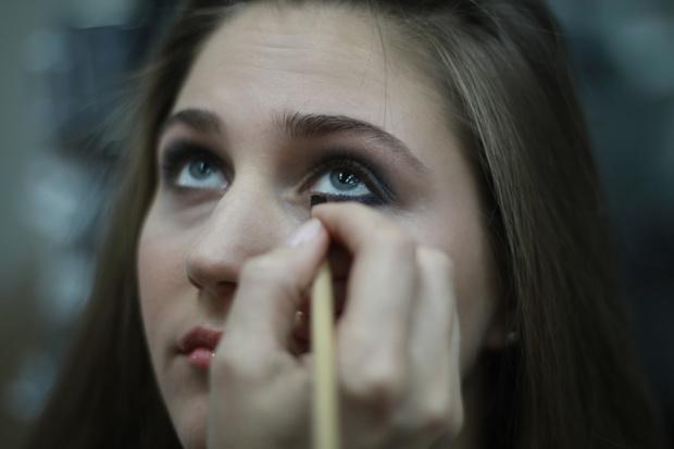 Фото №8 - Как сделать макияж в осенних тонах