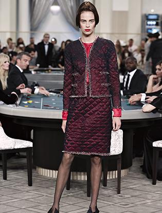 Фото №2 - Неделя Высокой моды в Париже: Chanel FW2015/16