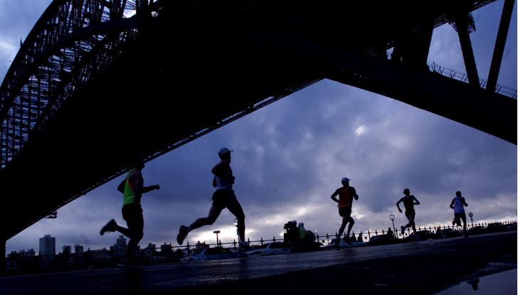 Фото №1 - Небольшая мутация могла превратить людей в марафонцев