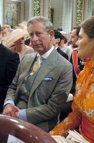Фото №61 - Самые забавные моменты на королевских свадьбах (истории в фотографиях)