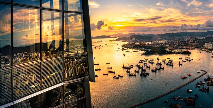 Фото №1 - Гонконг: песнь воды и ветра