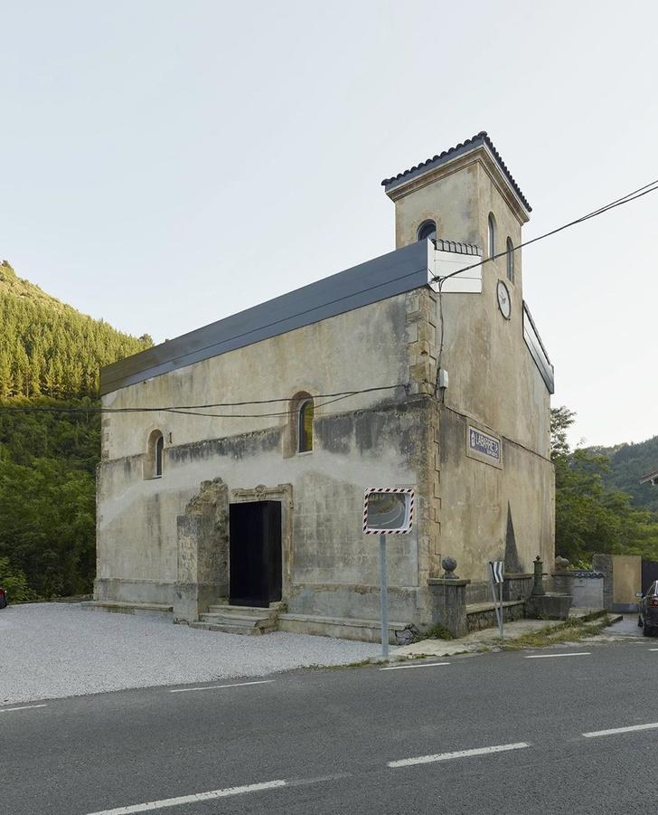 Фото №2 - Дом в старой церкви в Испании