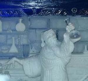 Фото №1 - Ледовое царство Брюгге