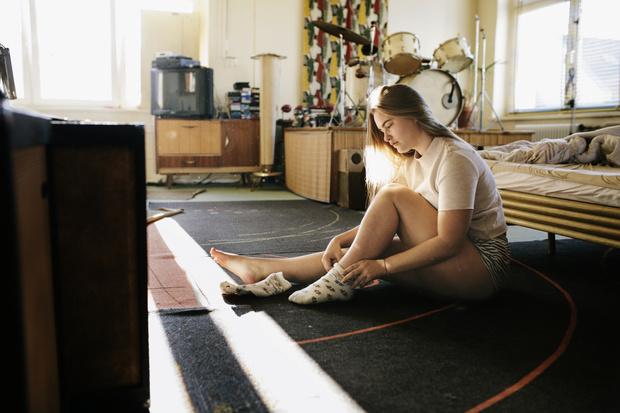 Фото №1 - Личный опыт: «Я хожу в рваных носках… А кто там видит-то?»