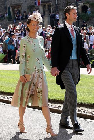 Фото №19 - 20 самых стильных гостей на свадьбе Меган Маркл и принца Гарри