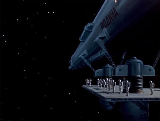 Фото №5 - Все советские космические фантастические фильмы. Часть 1 (1924-1974)