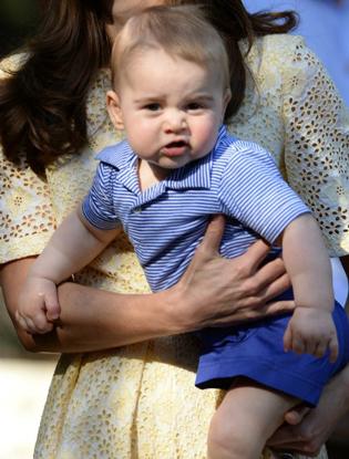 Фото №8 - Гроза учителей: непослушный принц Джордж