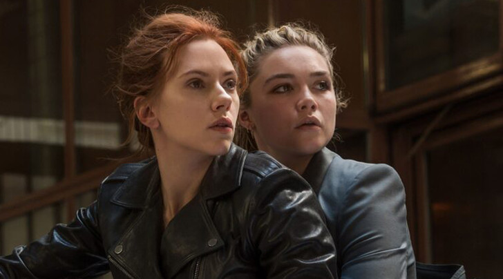 Фото №2 - Стоит ли смотреть «Черную Вдову» Marvel: рецензия без спойлеров