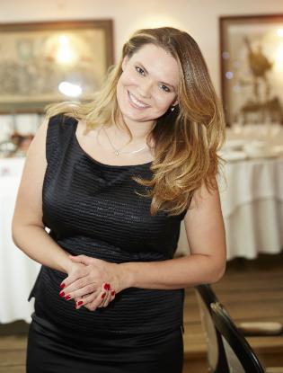 Фото №11 - Как прошел гастрономический ужин Marie Claire в московском ресторане Le Restaurant