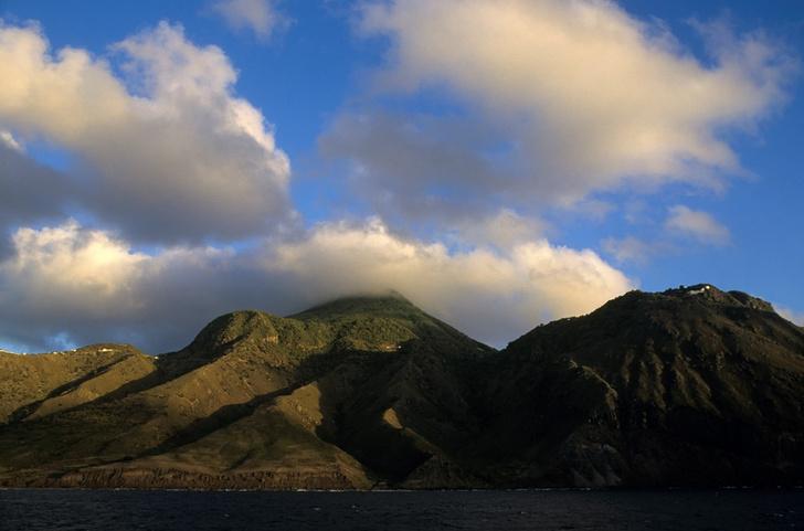 Фото №4 - «Королева праведности»: остров Саба на вершине затопленного вулкана