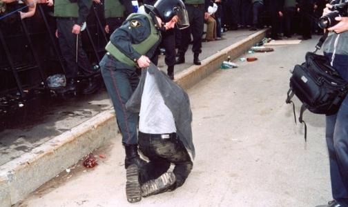 Фото №1 - МВД восстанавливать вытрезвители не хочет — предлагает открывать социальные центры